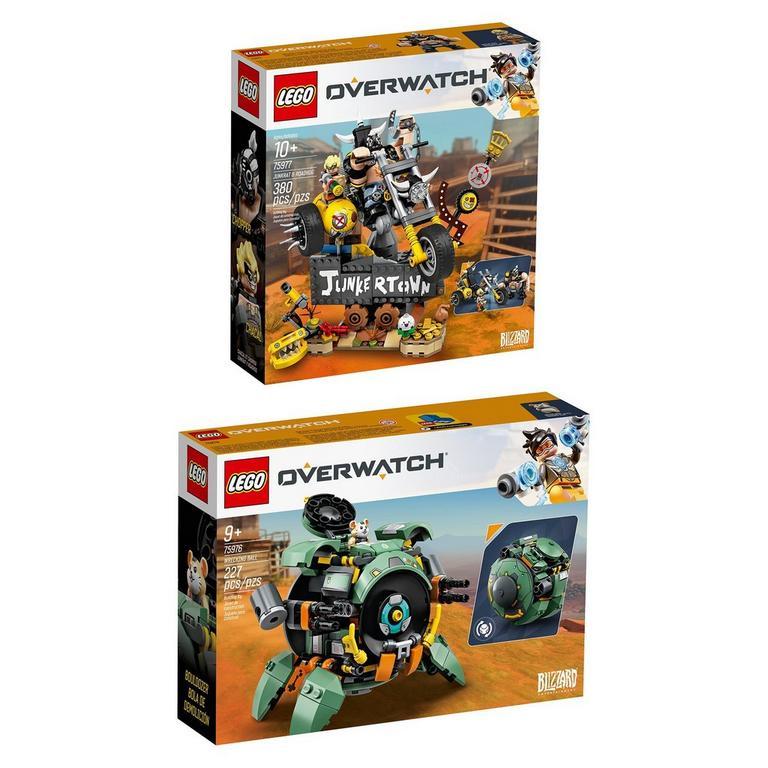 LEGO Overwatch San Diego Comic Con 2019 Bundle
