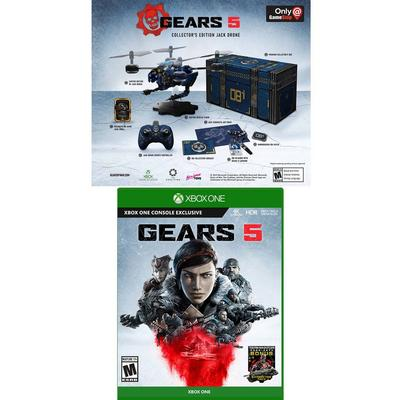 Gears 5 Standard Edition and Jack Drone Bundle