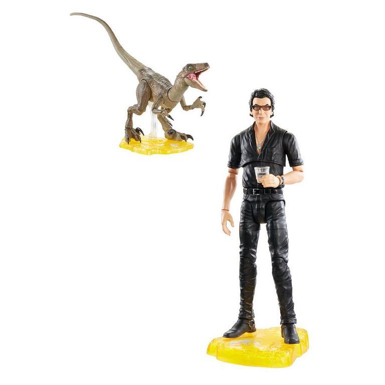Jurassic World Amber Line 6.5 inch Figure Bundle - SDCC 2019