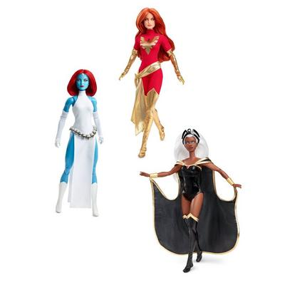Marvel Barbie Doll Collector Bundle Summer Convention 2019 Only at GameStop