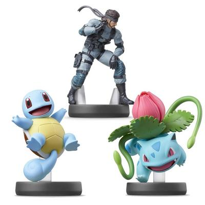E3 2019 Smash Amiibo Bundle
