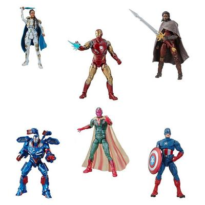 Marvel Legends Series Avengers: Endgame 6-inch Collectible Action Figure Bundle