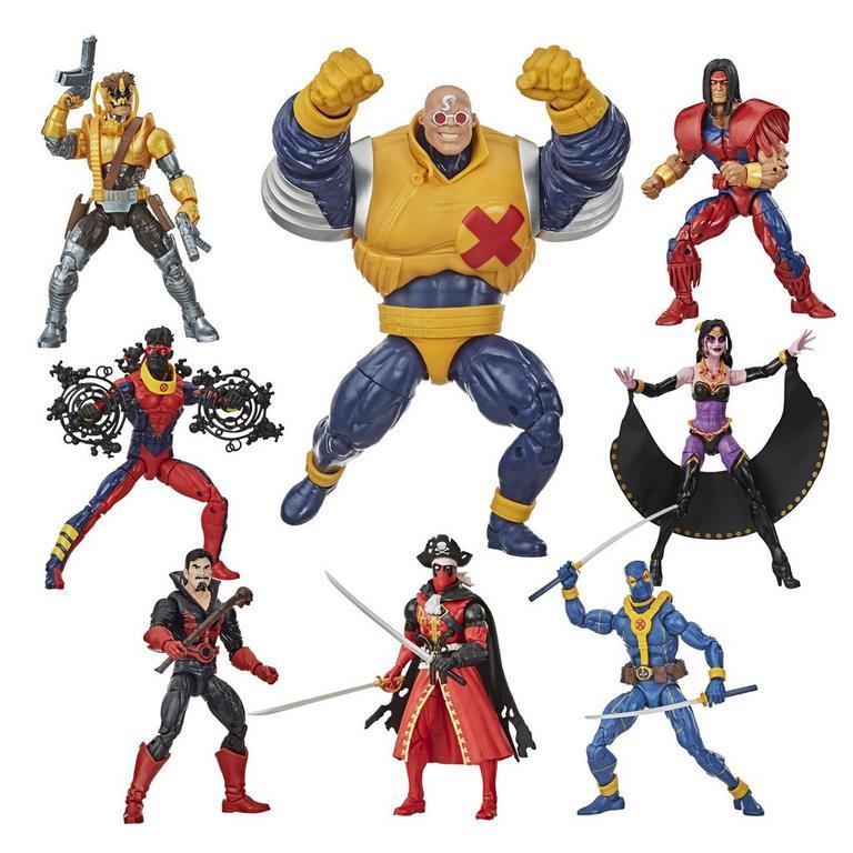 Marvel Legends Deadpool Action Figure Bundle