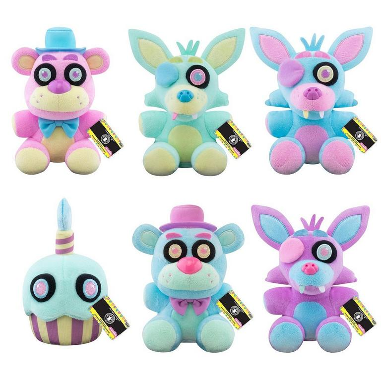 Five Nights at Freddy's Spring Colorway Plush Bundle