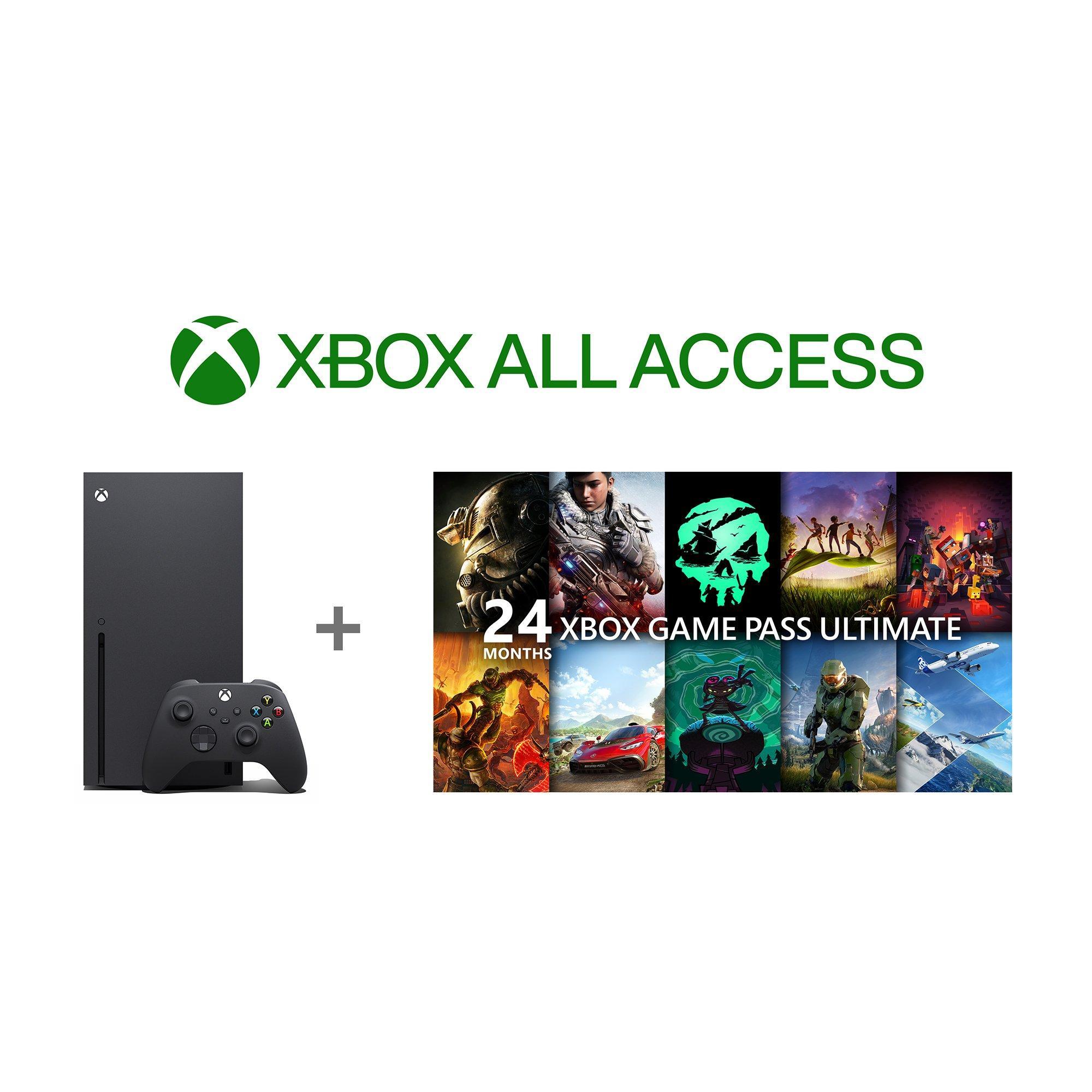 Xbox Series X Xbox All Access Gamestop