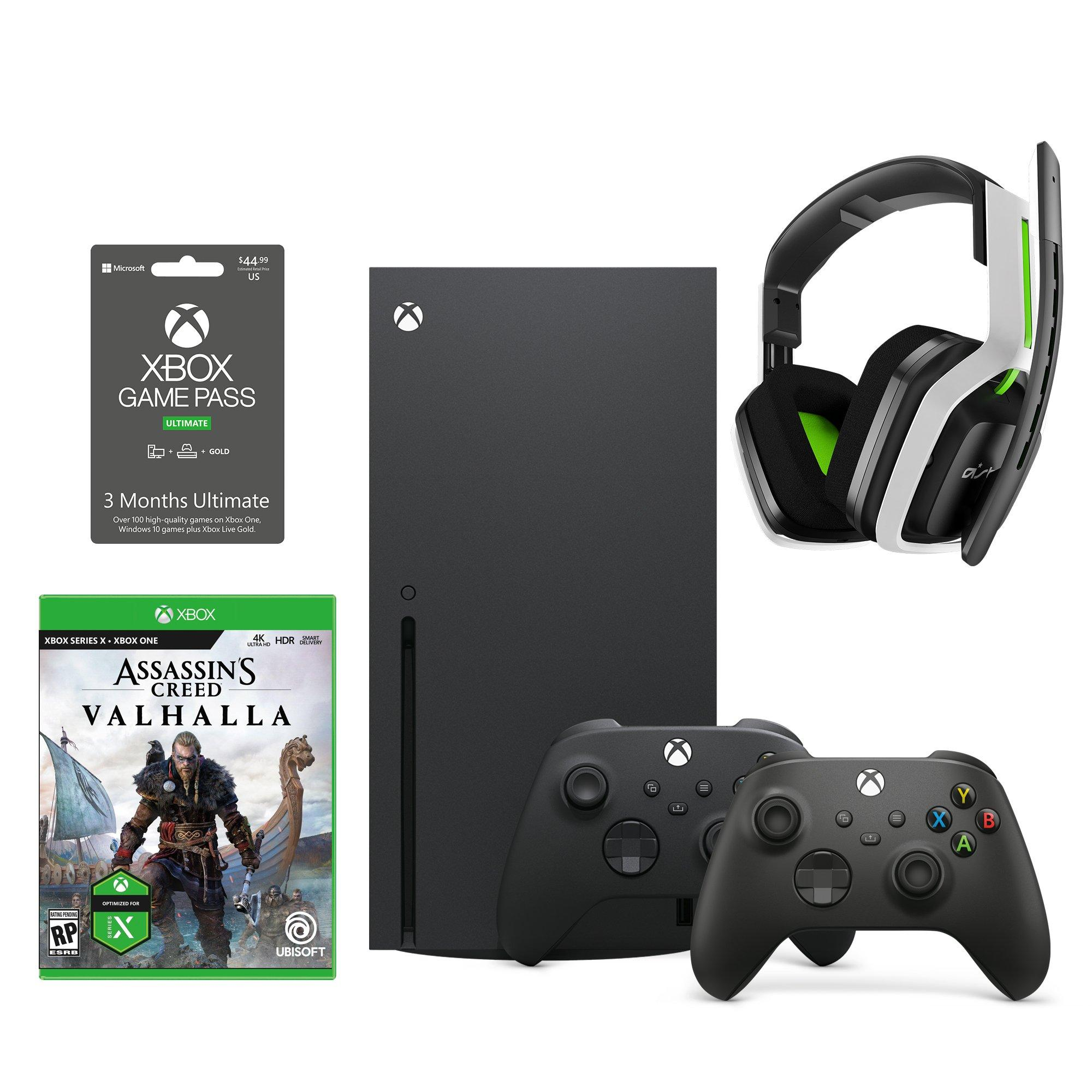 Advanced Xbox Series X System Bundle Gamestop
