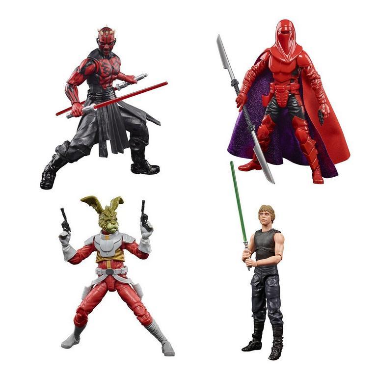 Star Wars Black Series Action Figure Bundle
