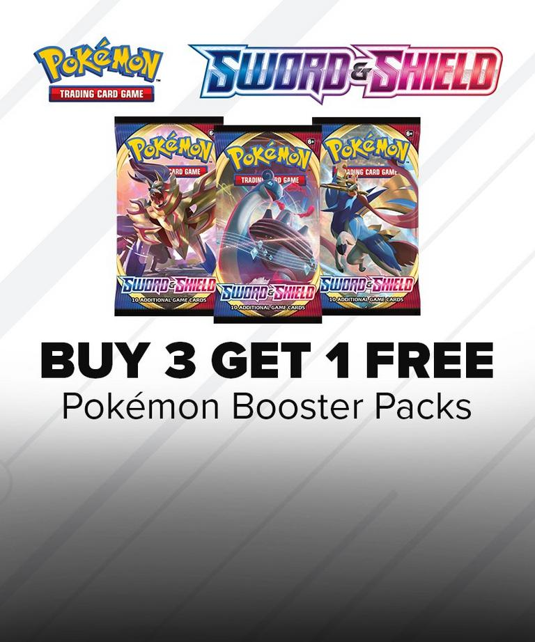 Pokemon Boosters
