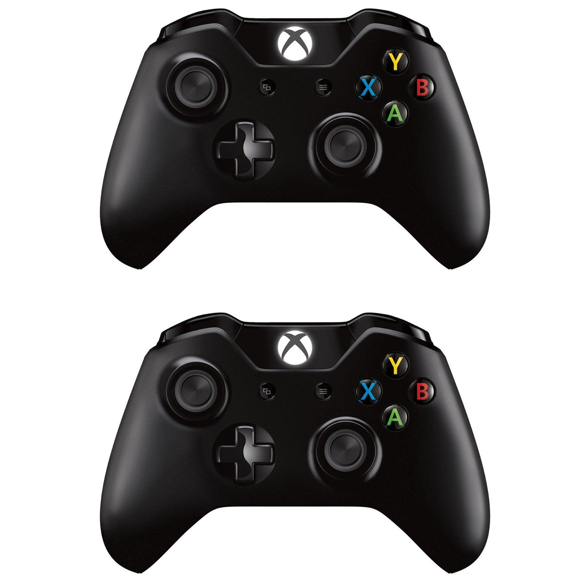 Xbox One 2-for-1 Wireless Controller Blast from the Past Preowned Bundle | Xbox  One | GameStop