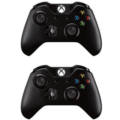 Xbox One Wireless 2-for-1 Controller Blast from the Past Bundle