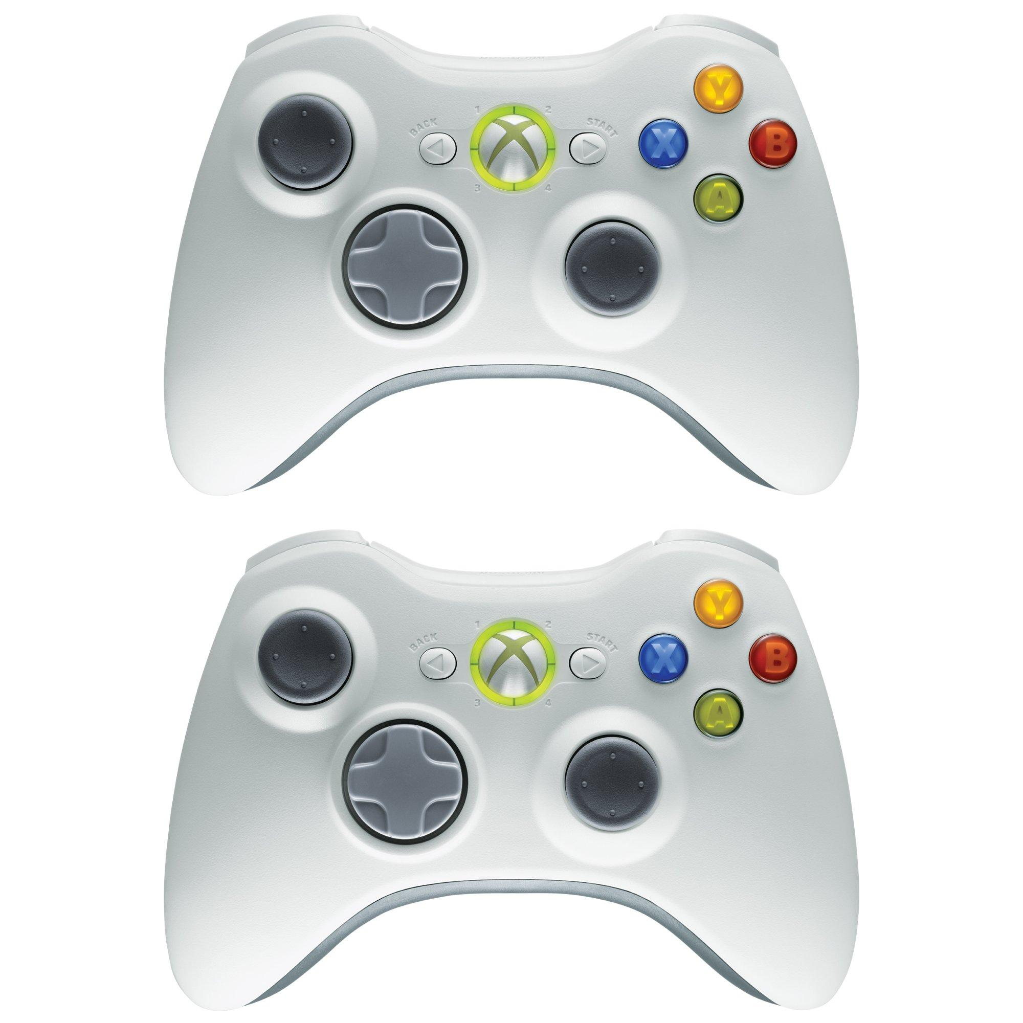 Xbox 360 Wireless Controller Blast From The Past Bundle Used Xbox 360 Gamestop