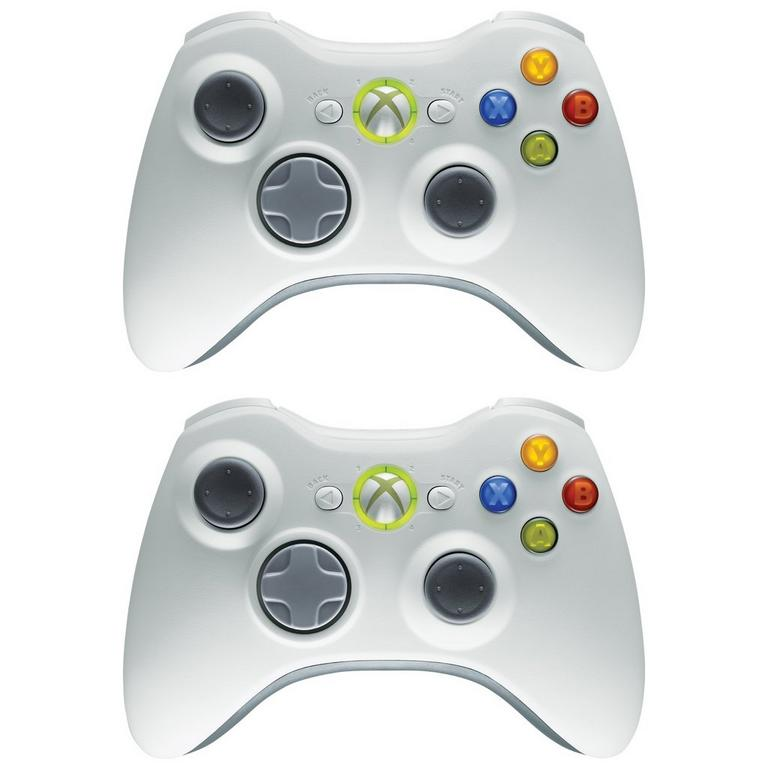 Xbox 360 Wireless Controller Blast From The Past Bundle