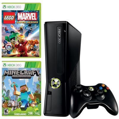 Xbox 360 Creator's Blast From the Past Bundle (GameStop Premium Refurbished)