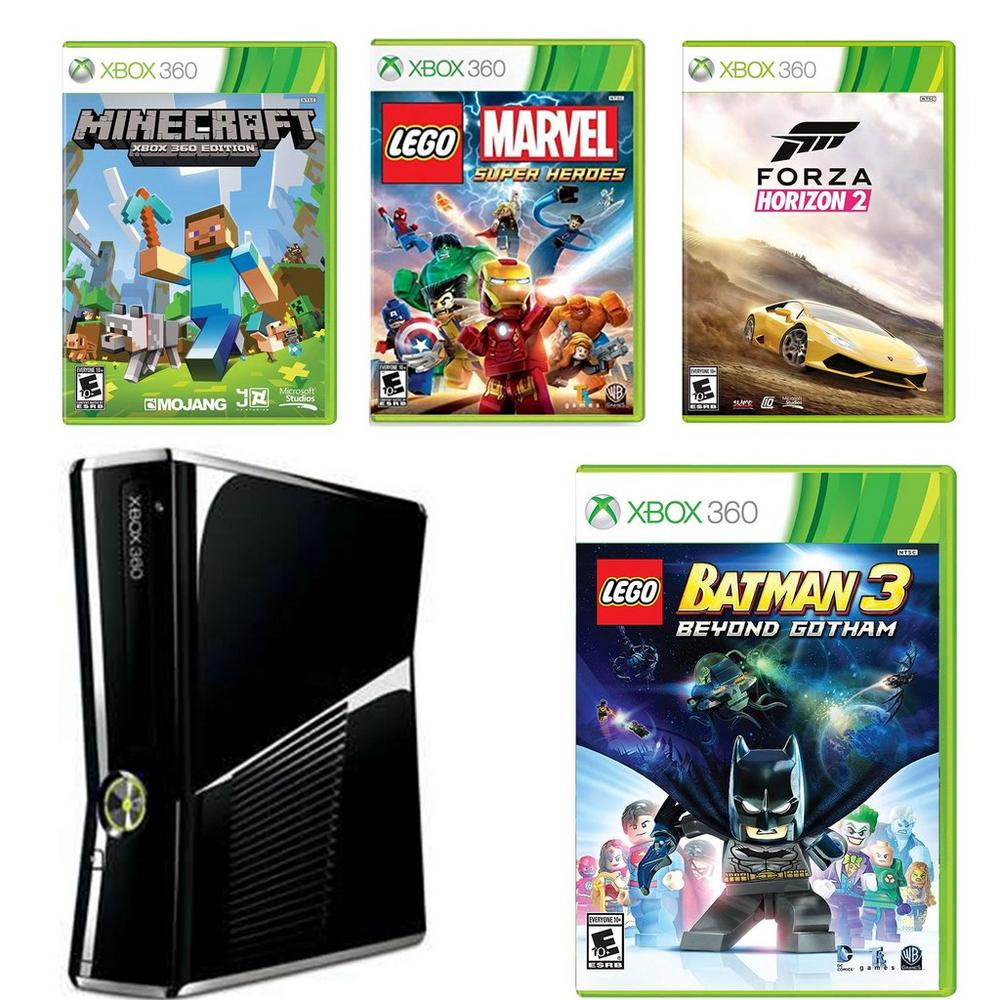 Xbox 360 Essentials Blast from the Past System Bundle | Xbox