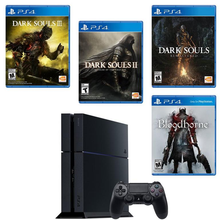 PlayStation 4 From Software Blast from the Past Preowned System Bundle
