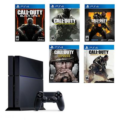 PlayStation 4 Call of Duty Blast from the Past System Bundle (Used)
