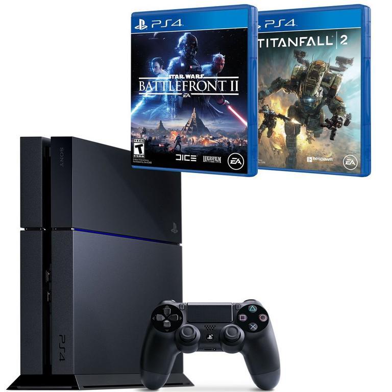 PlayStation 4 Sequel Blast from the Past GameStop Premium Refurbished System Bundle