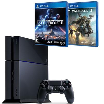 PlayStation 4 Sequel Blast from the Past System Bundle (GameStop Premium Refurbished)
