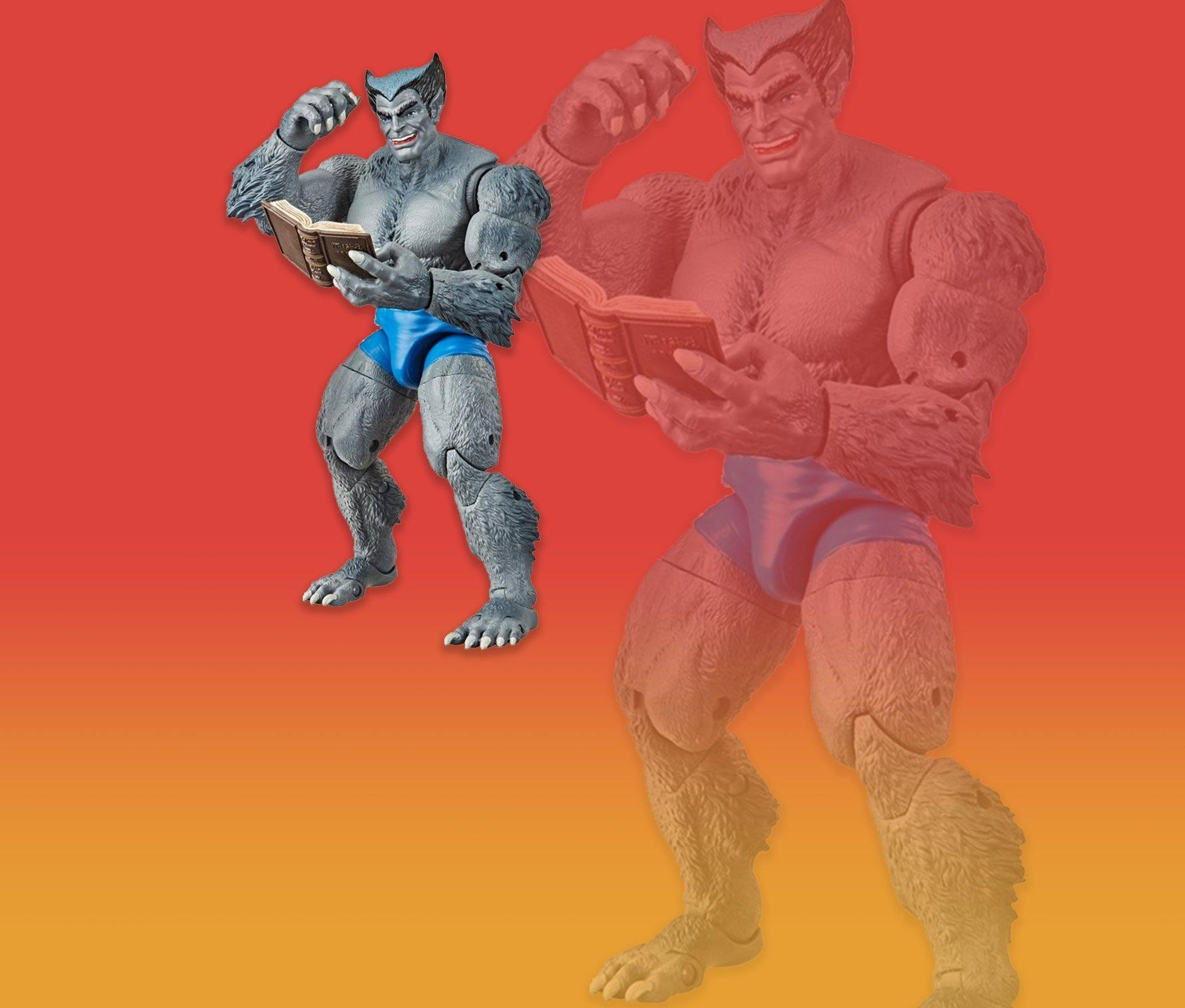 Marvel Legends Beast Figure