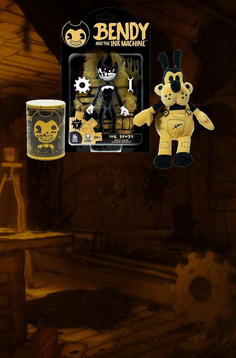 Bendy Collectibles