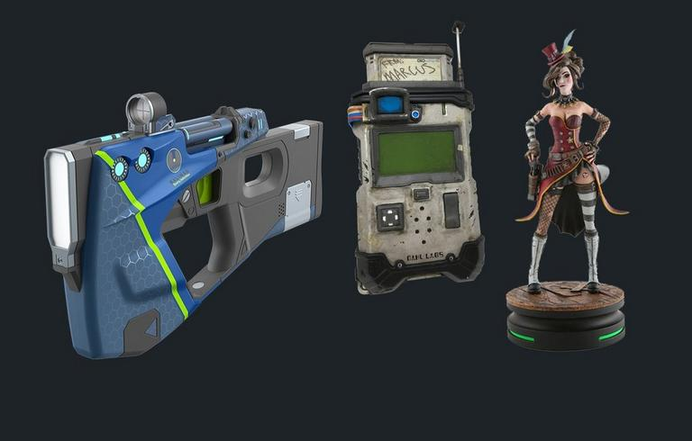 Borderlands Collectibles