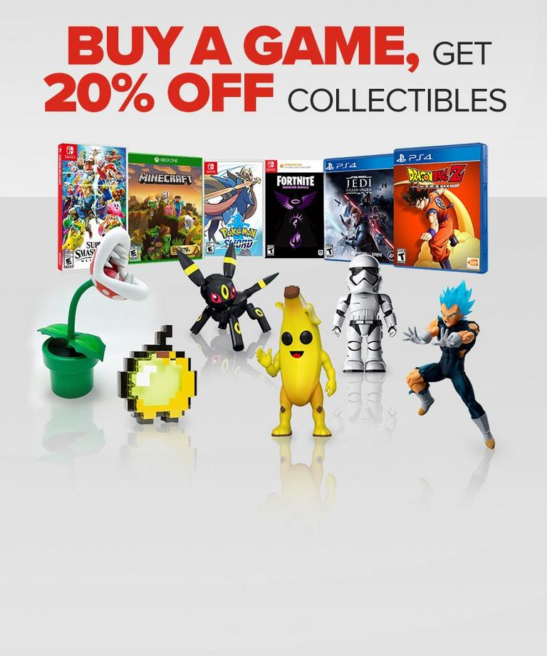 Collectibles Games Offer