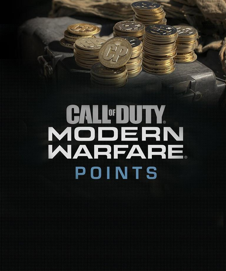 Call of Duty Modern Warfare - Points