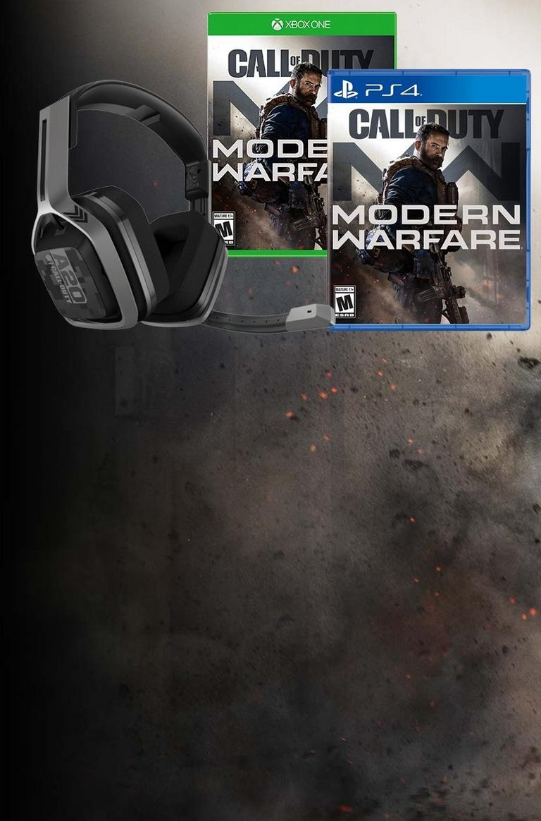Astro A20 Modern Warfare Bundle