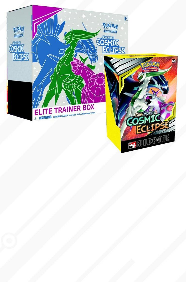 Pokémon TCG Cosmic Eclipse