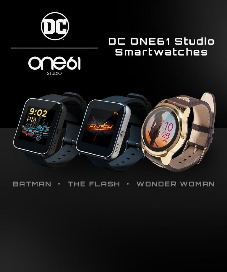 DC Smartwatches