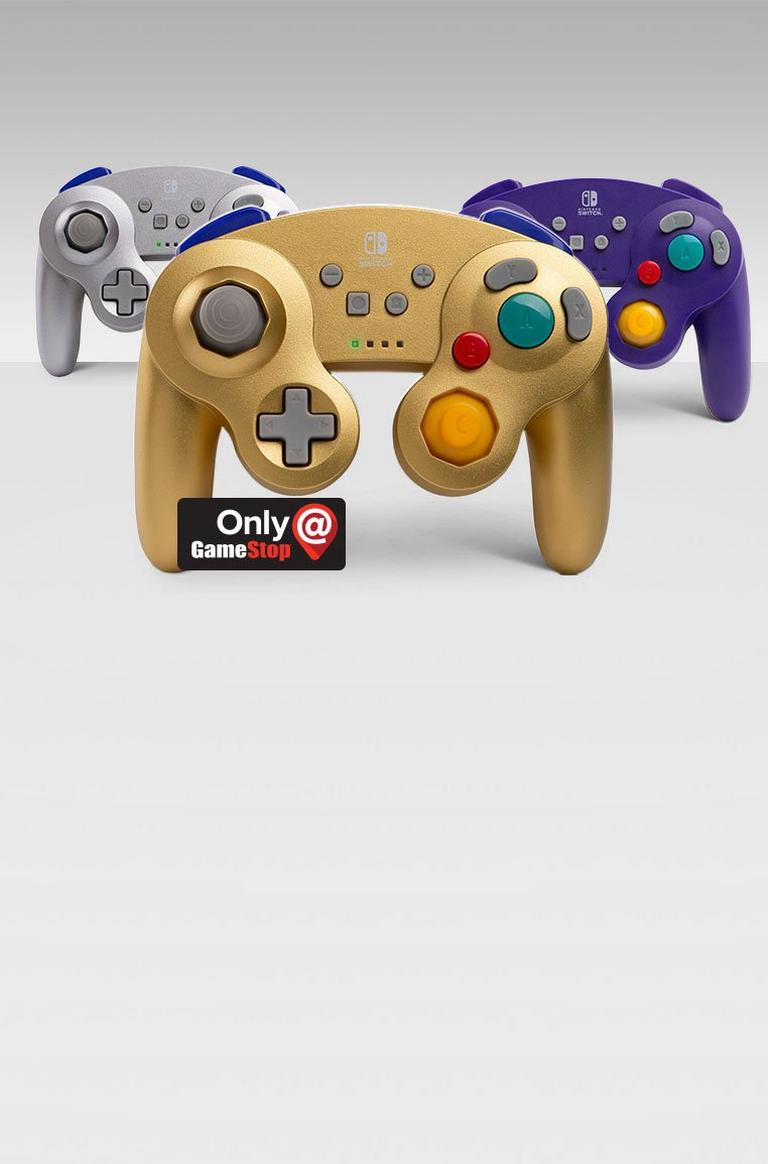 Super Smash Bros Ultimate Controllers