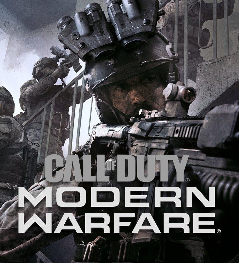 CoD Modern Warfare Beta