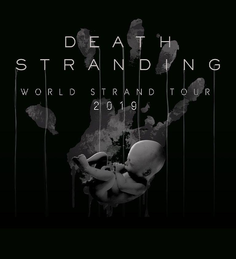 Death Stranding World Strand Tour 2019 Event