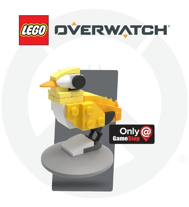 LEGO Overwatch Event