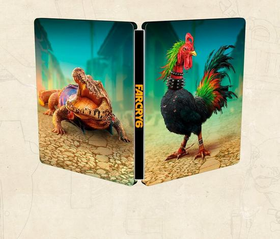 Shop Far Cry 6 Preorder For Ps4 Xbox One Gamestop