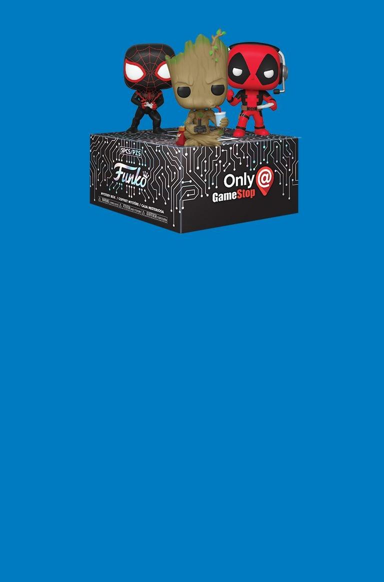 Funko Marvel Gamer Box