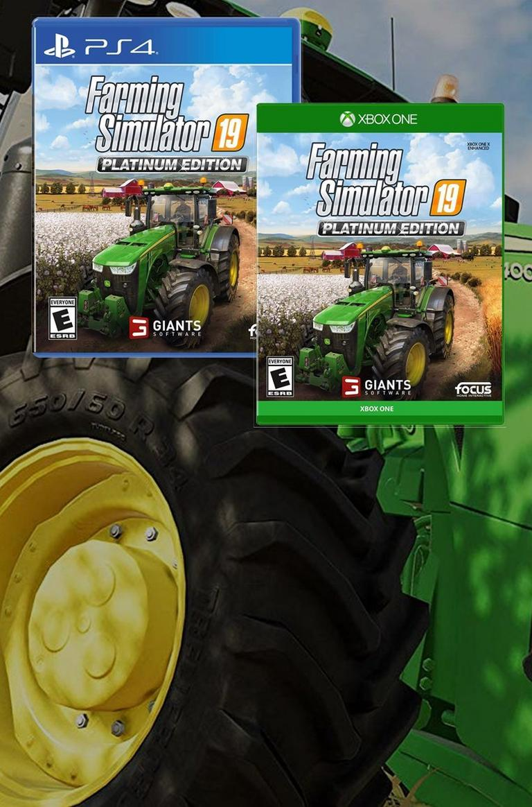 Farm Simulator 19