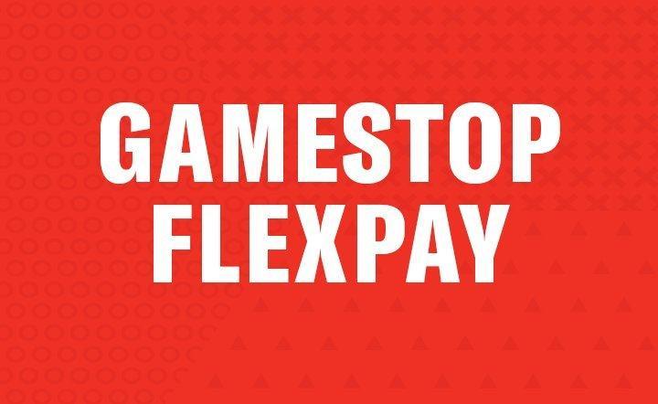 GameStop Flex Pay