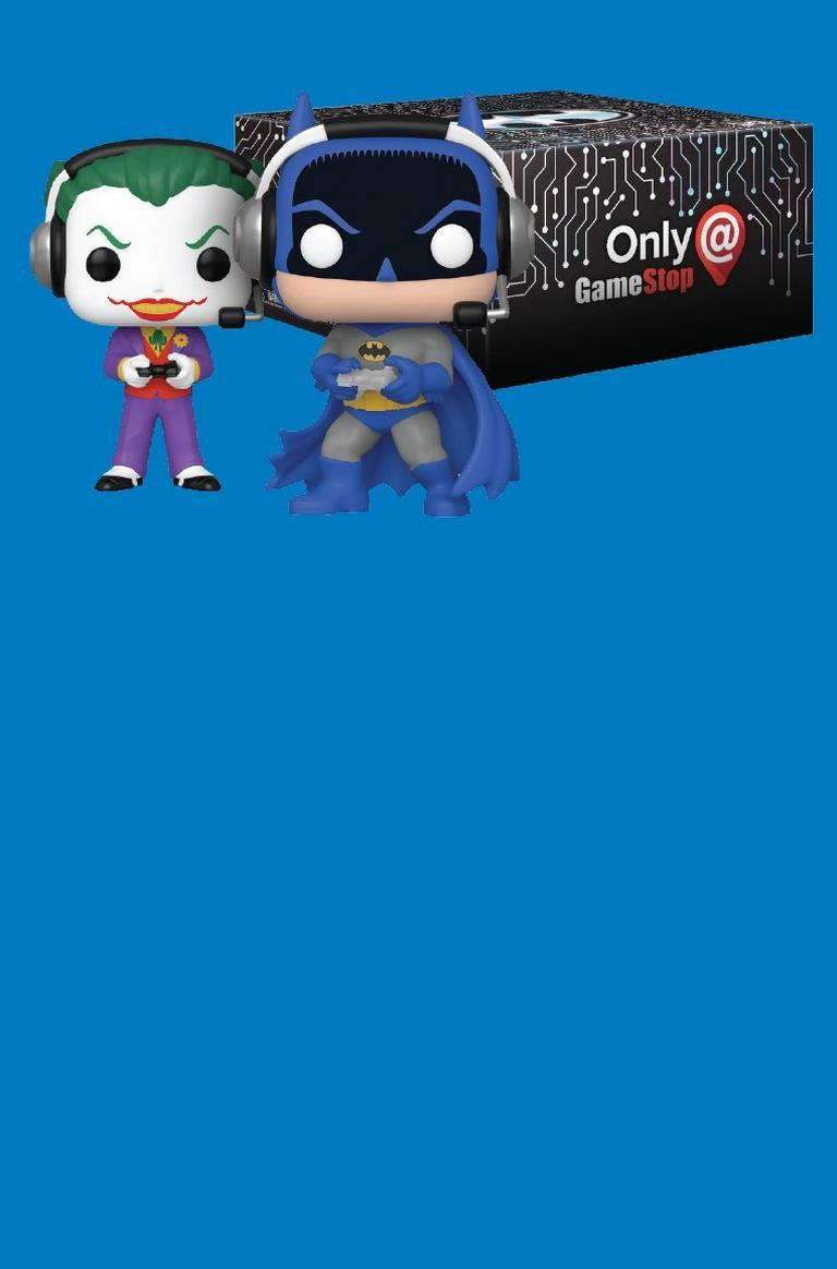 Funko DC Gamer Box