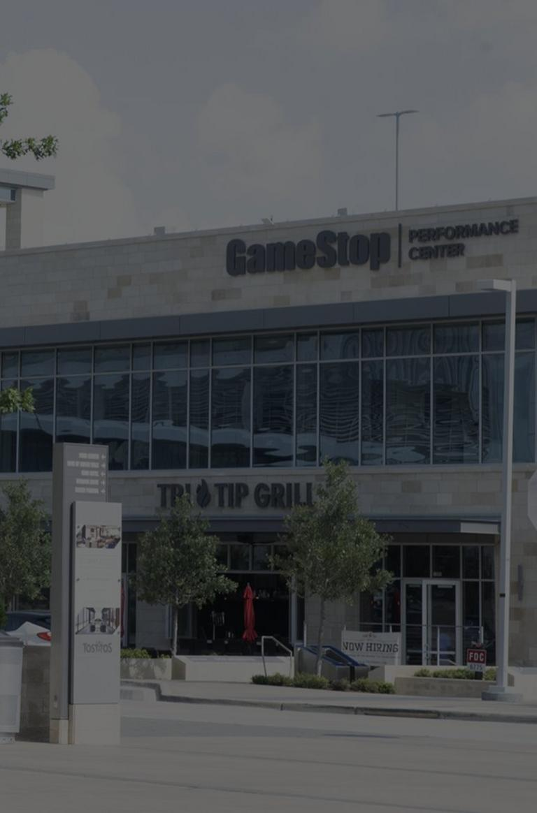GameStop Performance Center