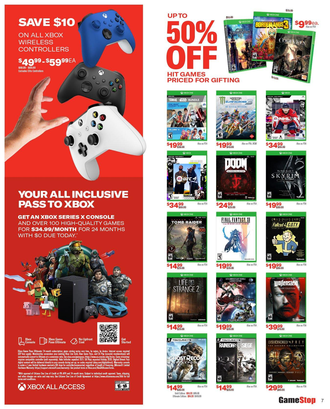 Black Friday Ad Page 09
