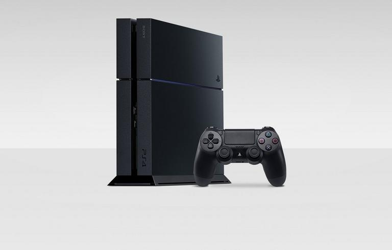 Pre-Owned PS4 Console