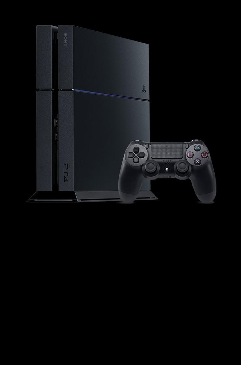 PS4 w/ Controller