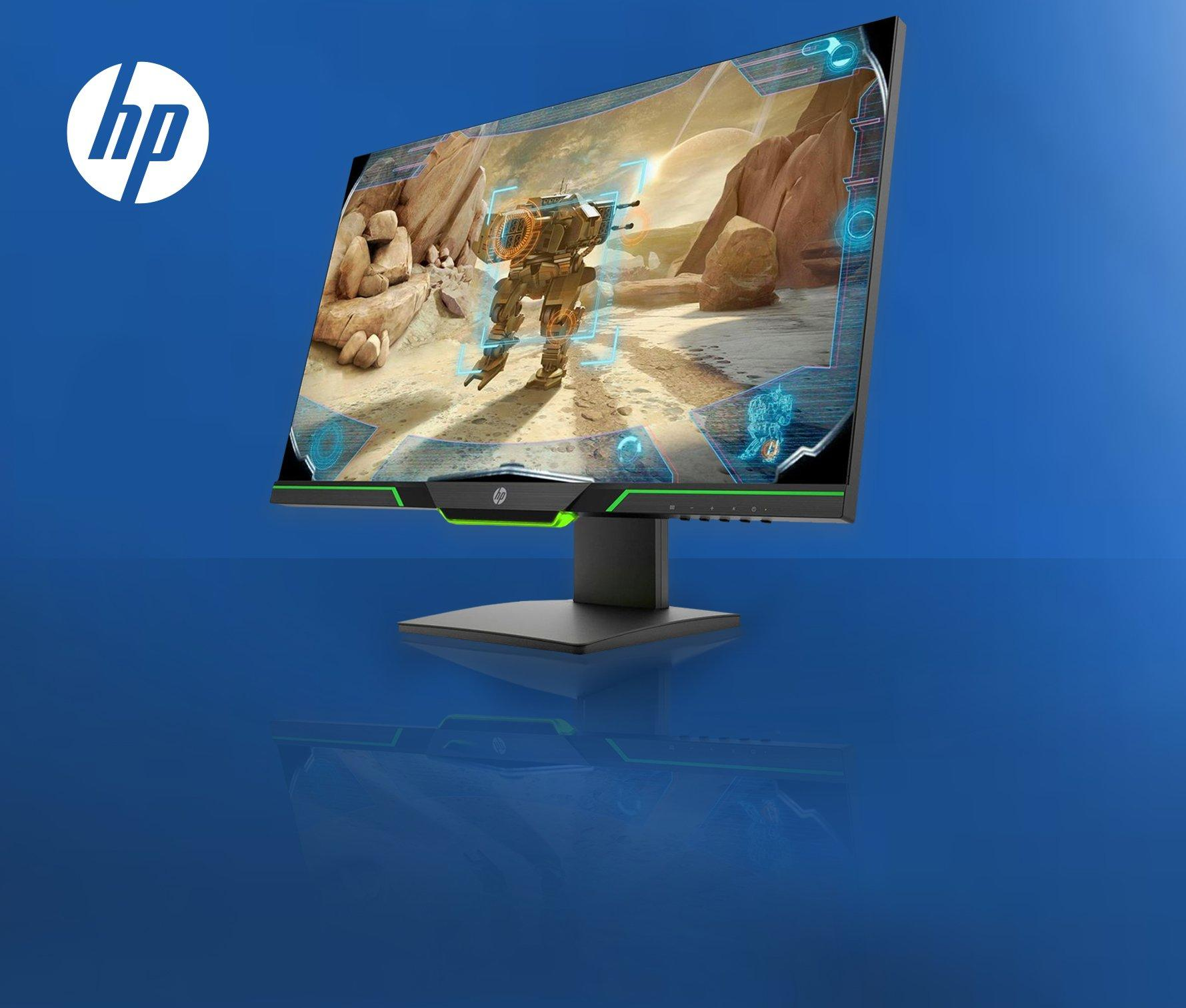 HP Monitors