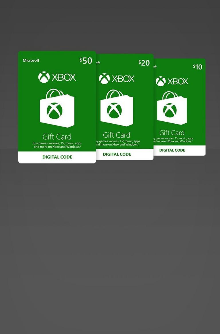 Xbox Currency