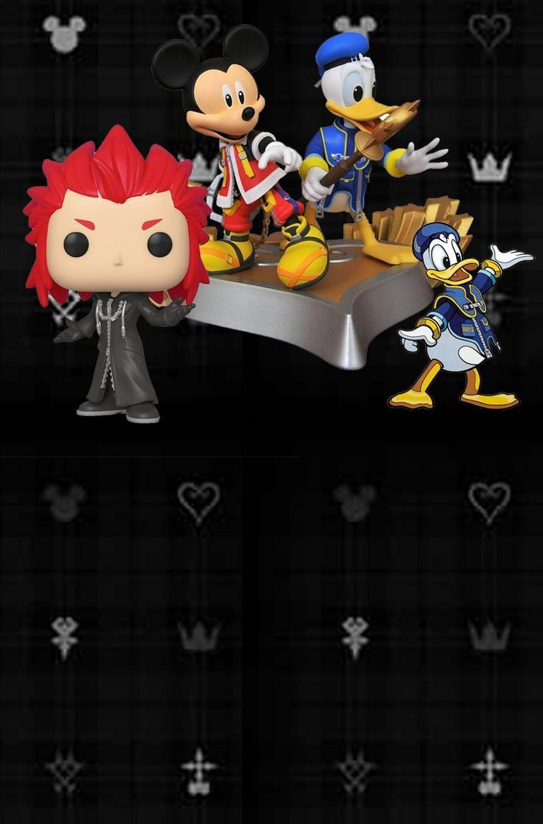 Kingdom Hearts Collectibles