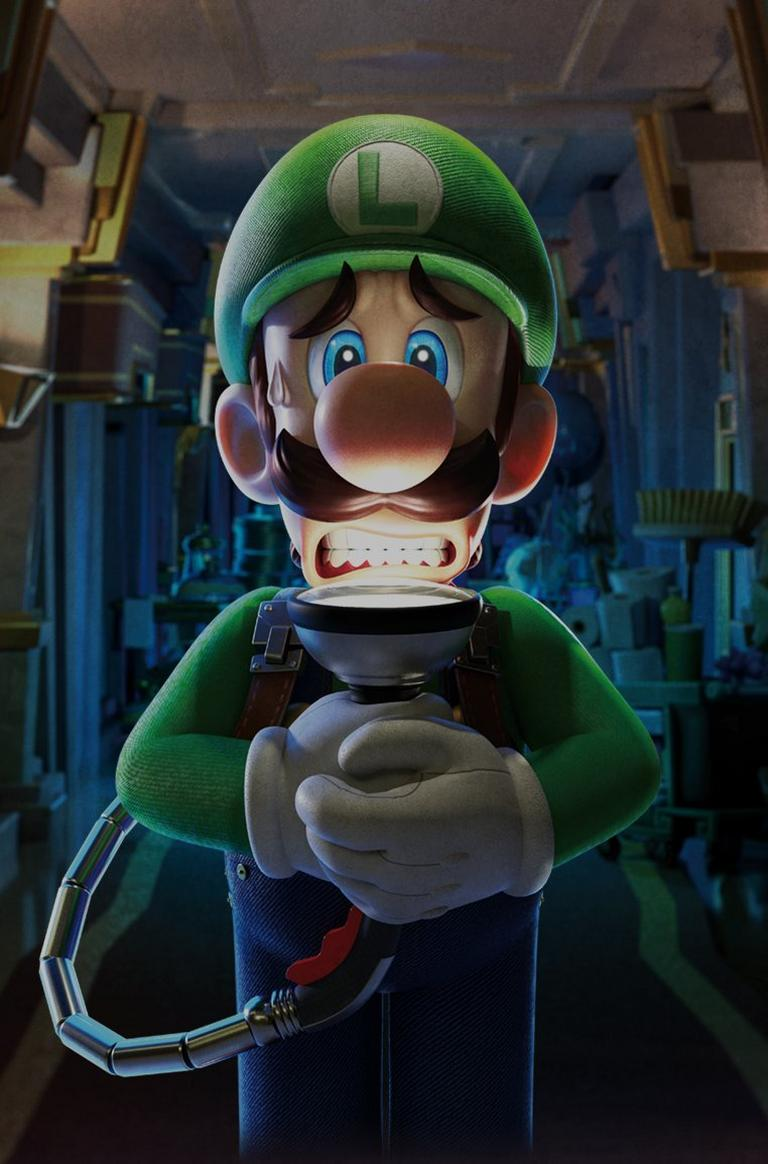 Luigi S Mansion 3 For Switch Gamestop