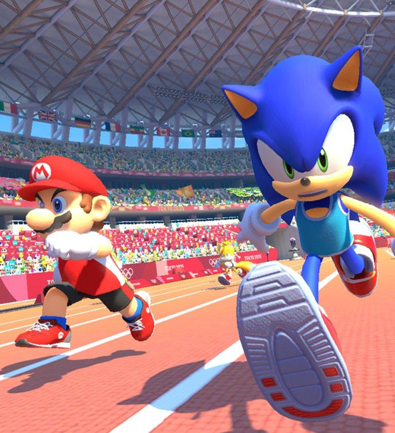 Mario and Sonic at the Olympic Games: Tokyo 2020