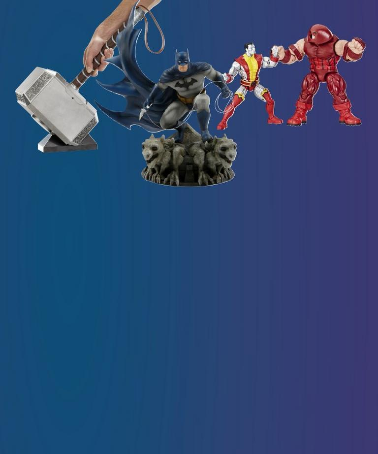 Marvel & DC Collectibles