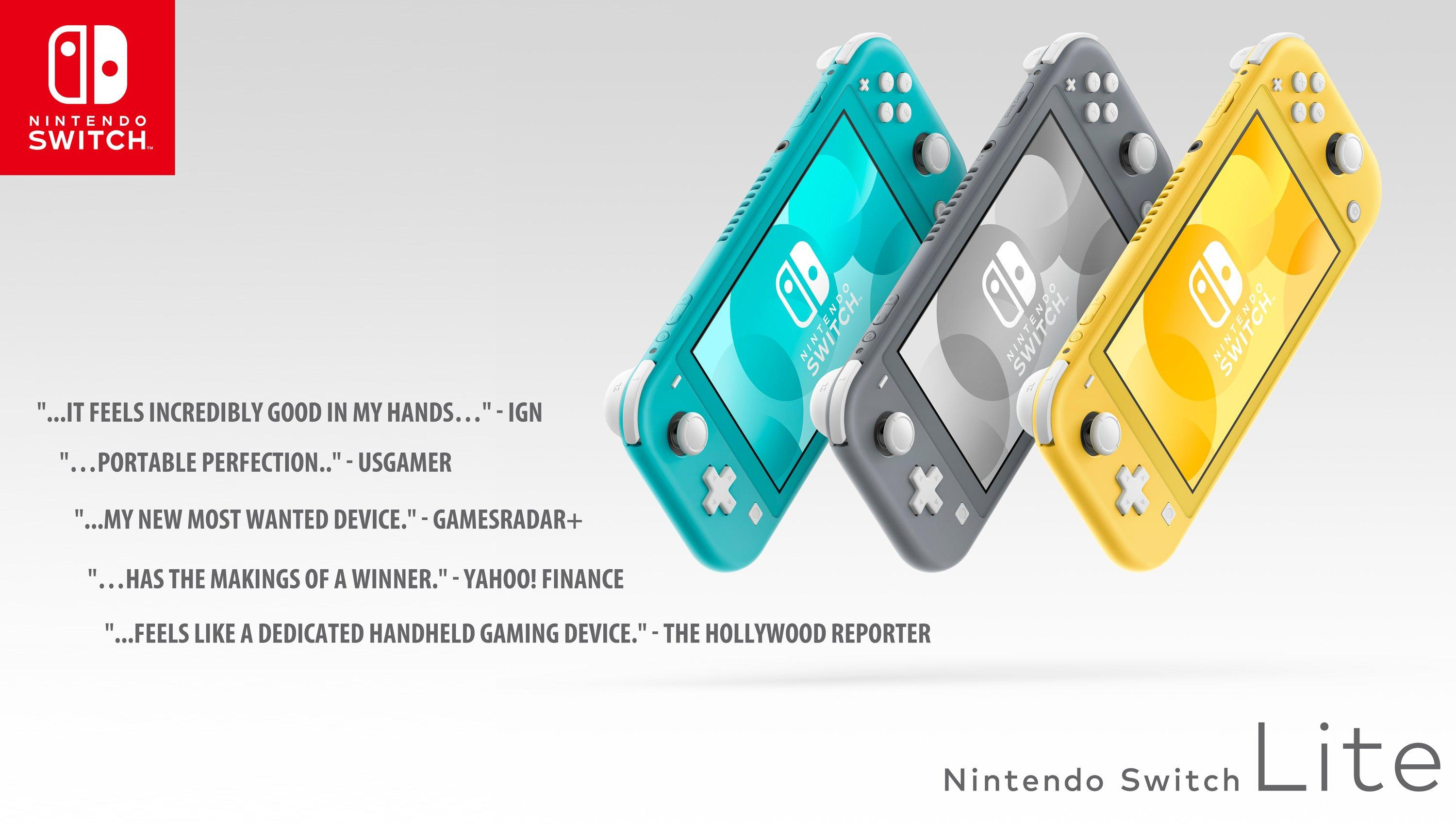 Nintendo Switch Accolades Image